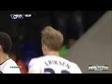 Тоттенхэм 2-1 Эвертон (Английская Премьер-лига, 30.11.2014) Обзор матча footrec
