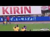 Япония 2-1 Австралия (18.11.2014) |footrec.com|