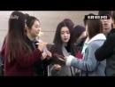 150114 Red Velvet - Incheon Airport heading to Beijing