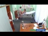FakeHospital Пришел на медосмотр и выебал медсестру ( трахнул изнасиловал порно анал минет шлюху настя бакеева porn kink частное