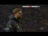 Гол Аугсбурга в ворота Боруссии Д. Боруссия Д - Аугсбург 0:1. Express Football